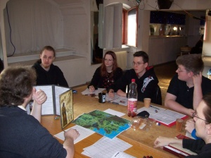 Tabletop Roleplaying -  More fun than it looks!
